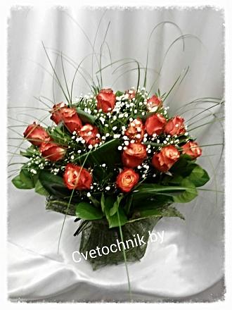 Доставка цветов курьером по минску где зимой купить цветы